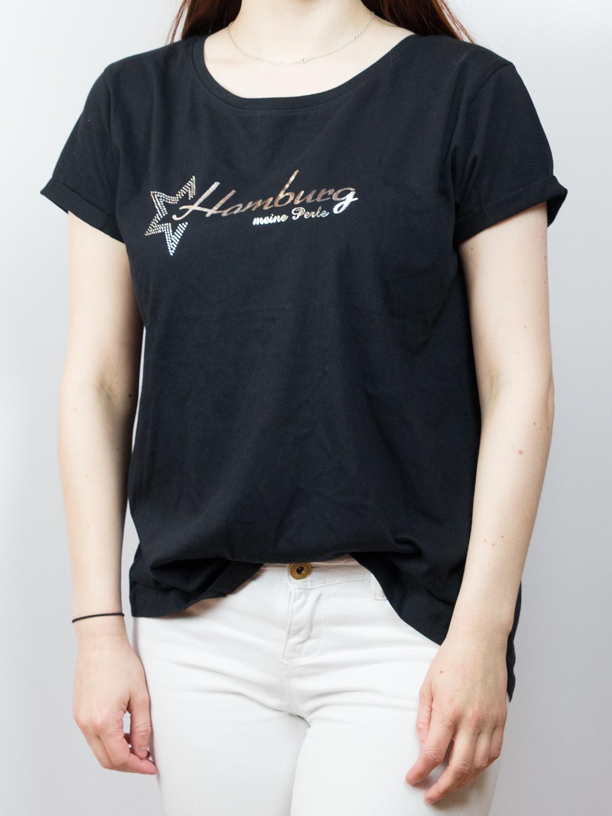 "T-Shirt ""Hamburg meine Perle"""