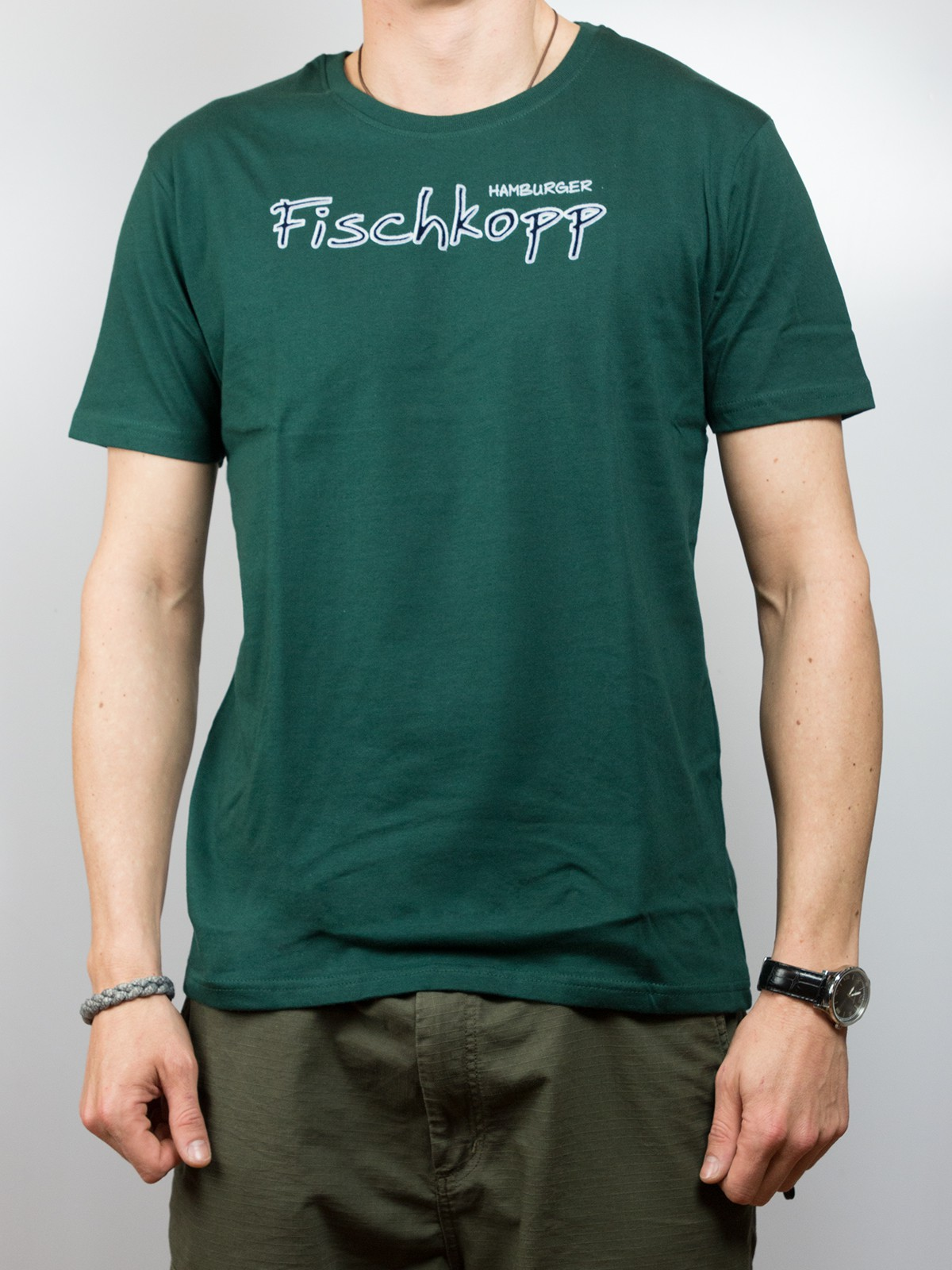 "T-Shirt ""Hamburger Fischkopp"""