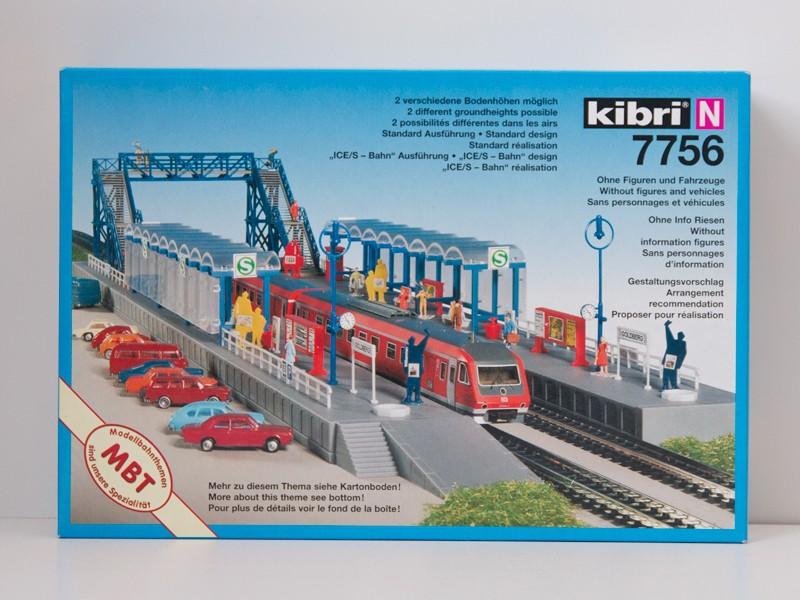 Kibri  7756 N S-Bahn. Steg Goldberg