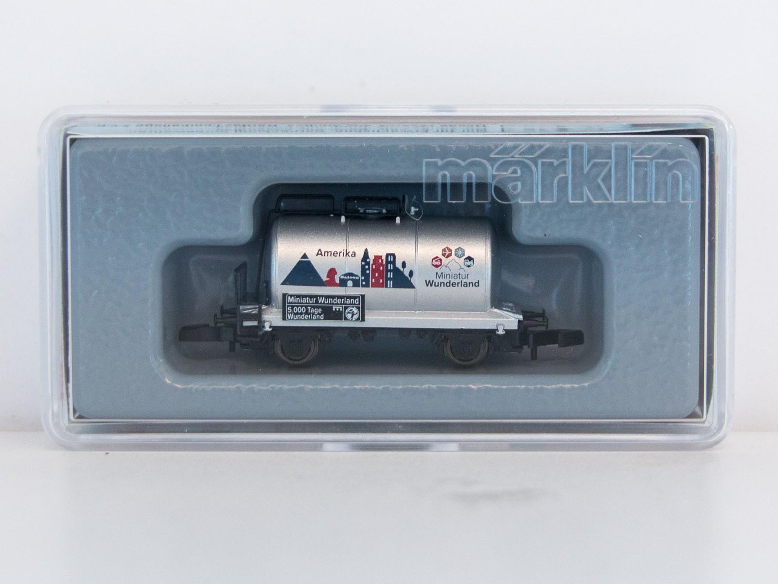 "Sonderwagen Z Miniclub 2015 Kesselwagen ""5000 Tage Wunderland - Amerika"""
