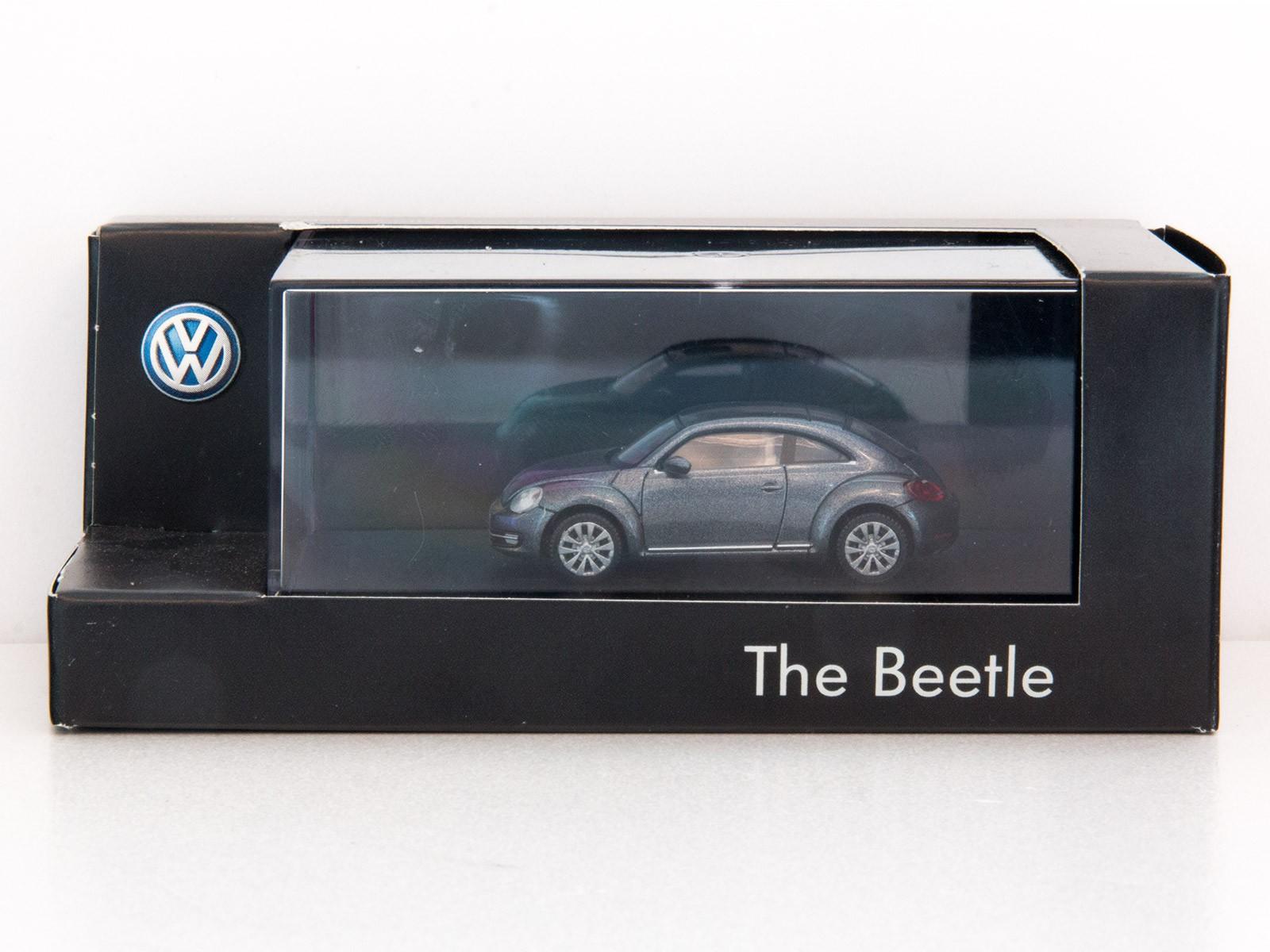 Wiking H0 VW Beetle anthrazit Sammlermodell