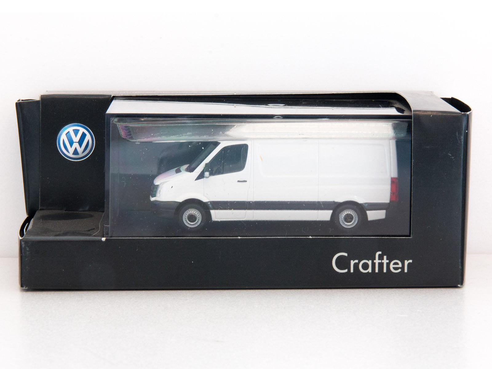 Rietze H0 VW Crafter weiß Sammlermodell
