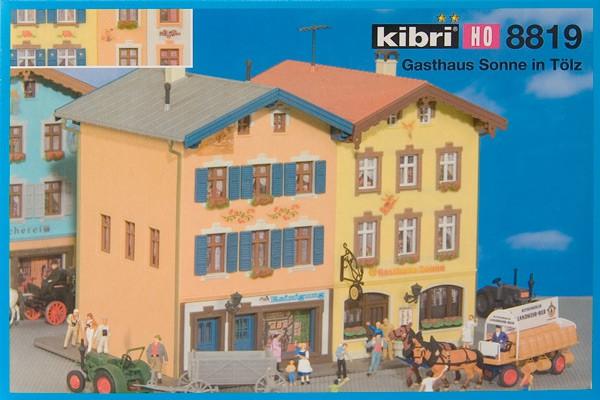 """Kibri 8819 H0 Gasthof """"Sonne"""" in Tölz"""