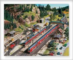 Panini Bild Nr 131  Miniatur Wunderland