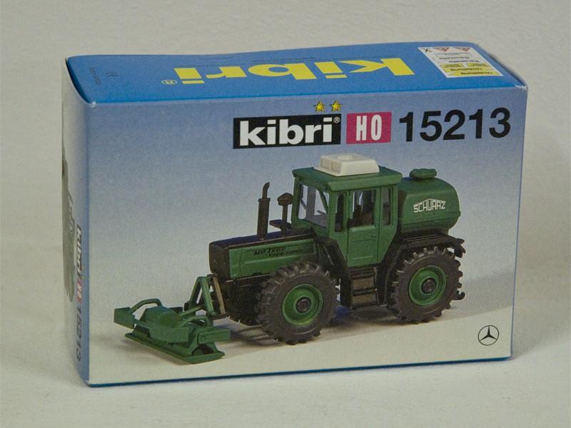 Kibri  15213 H0 MB-Trac mit Plattenverdichter