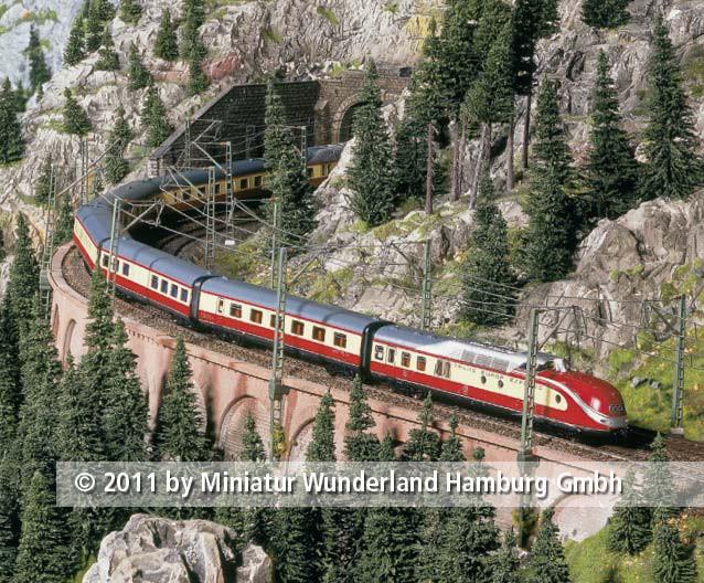 Panini 2011 Bild Nr 016  Miniatur Wunderland