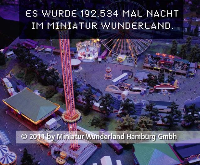 Panini 2011 Bild Nr 023  Miniatur Wunderland