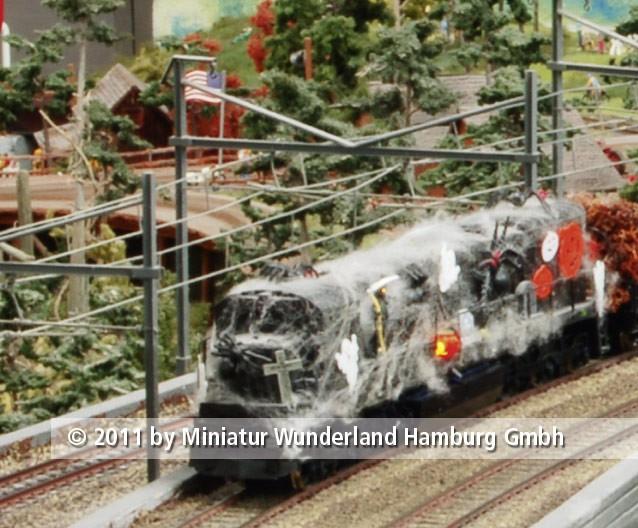 Panini 2011 Bild Nr 038  Miniatur Wunderland