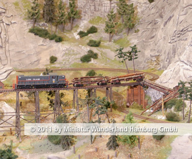 Panini 2011 Bild Nr 092  Miniatur Wunderland