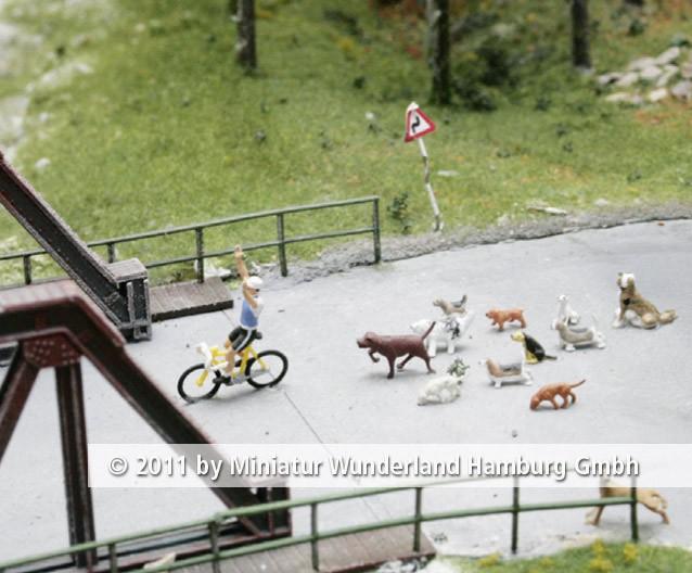 Panini 2011 Bild Nr 106  Miniatur Wunderland