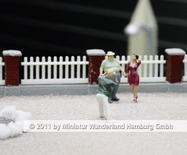 Panini 2011 Bild Nr 108  Miniatur Wunderland