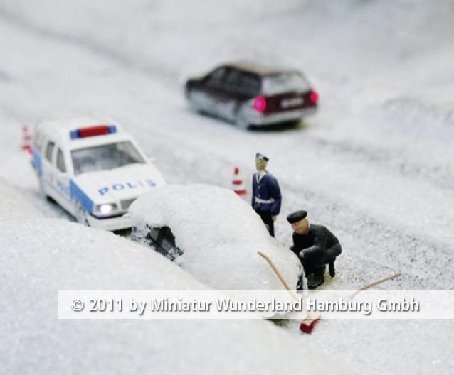 Panini 2011 Bild Nr 111  Miniatur Wunderland