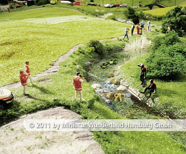 Panini 2011 Bild Nr 114  Miniatur Wunderland