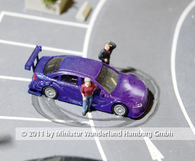 Panini 2011 Bild Nr 160  Miniatur Wunderland
