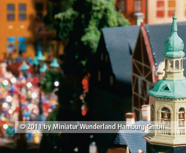Panini 2011 Bild Nr 182  Miniatur Wunderland