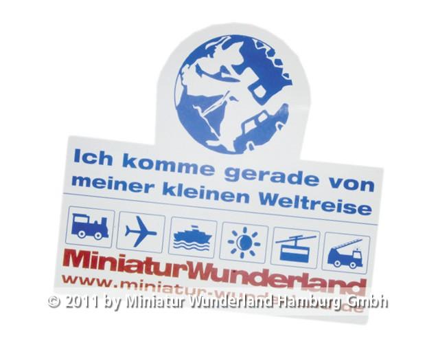 Panini 2011 Bild Nr 202  Miniatur Wunderland