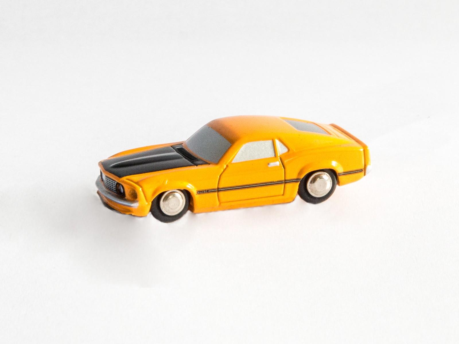 Schuco Piccolo 05833 Ford Mustang Mach 1