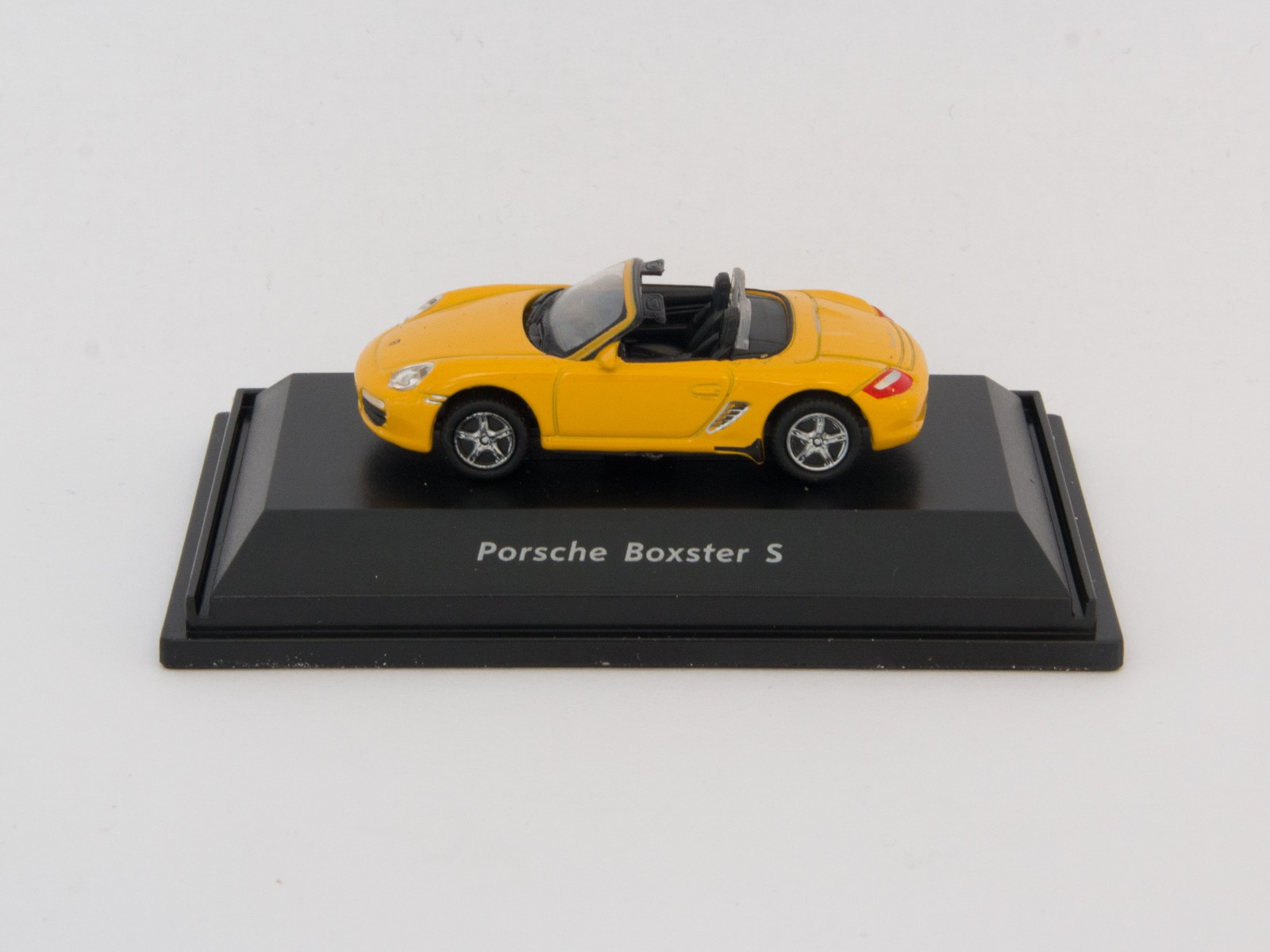 Welly H0 73118 Porsche Boxter S gelb