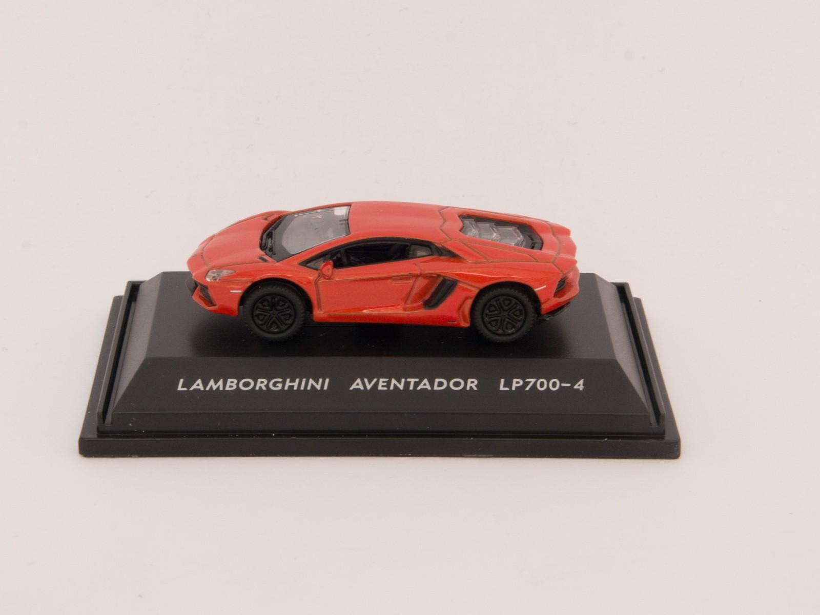 Welly H0 73146 Lamborghini Aventador LP700-4 orange