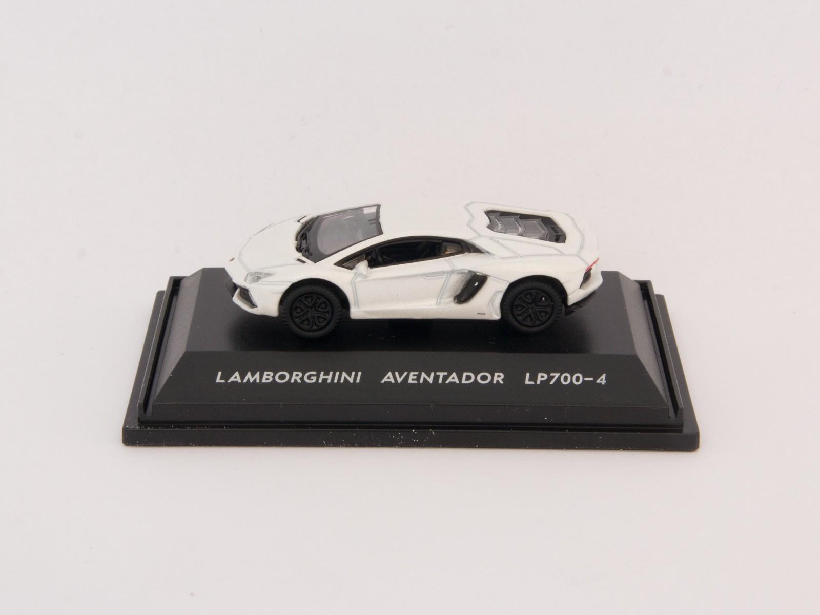 Welly H0 73146 Lamborghini Aventador LP700-4 weiß