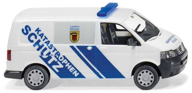 Wiking 6931436 H0  VW T5 Katastrophenschutz