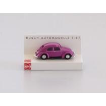 Busch H0 42700-112 VW Käfer mit Brezelfenster lila