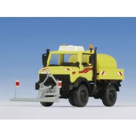 Kibri 14983 H0 Unimog mit Sprüheinrichtung