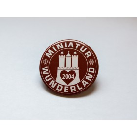 Sammlermagnet Miniatur Wunderland 2004