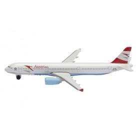 Schuco/Schabak 3551561 - Austrian AL, A321 1:600