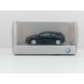 Wiking H0 VW Scirocco schwarz VW-Sondermodell