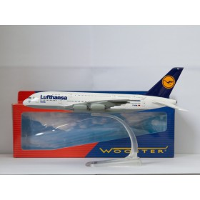 Herpa Wooster/Wings 607032 Airbus A380 Lufthansa 1:250