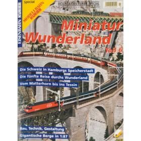 Eisenbahn-Kurier Sonderheft Miniatur Wunderland Band 6