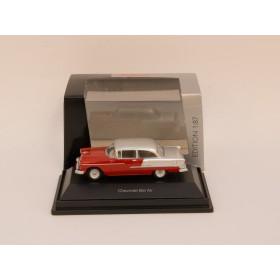 "Schuco 26175 Chevrolet ""Bel Air"" rot/silber"