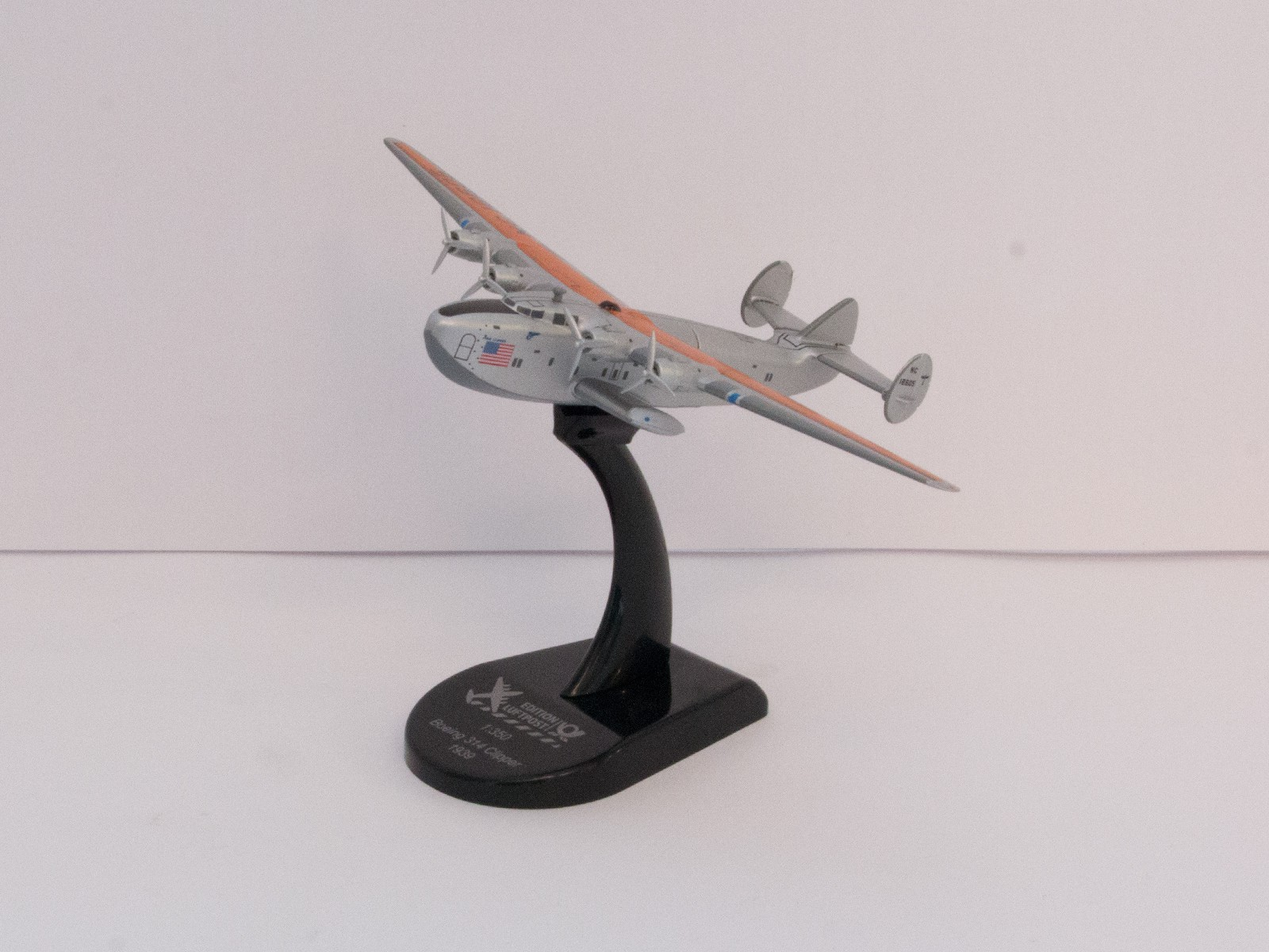 Sky-Stars Edition Luftpost 180262 Boeing 314 Clipper