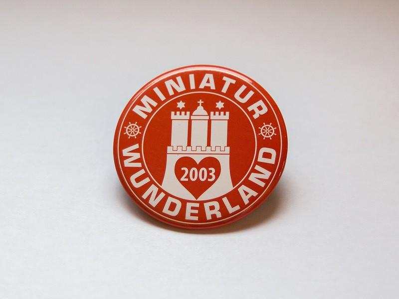 Sammlermagnet Miniatur Wunderland 2003