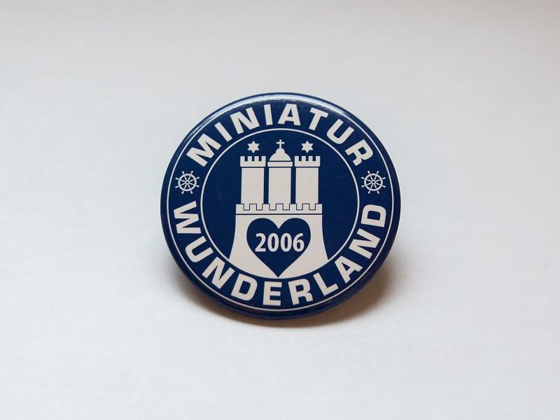 Sammlermagnet Miniatur Wunderland 2006