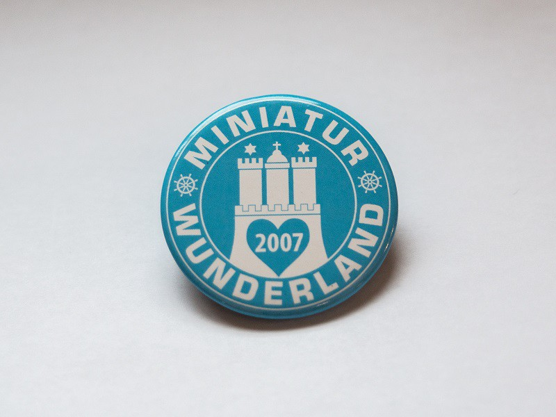Sammlermagnet Miniatur Wunderland 2007
