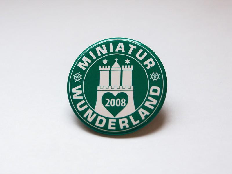Sammlermagnet Miniatur Wunderland 2008