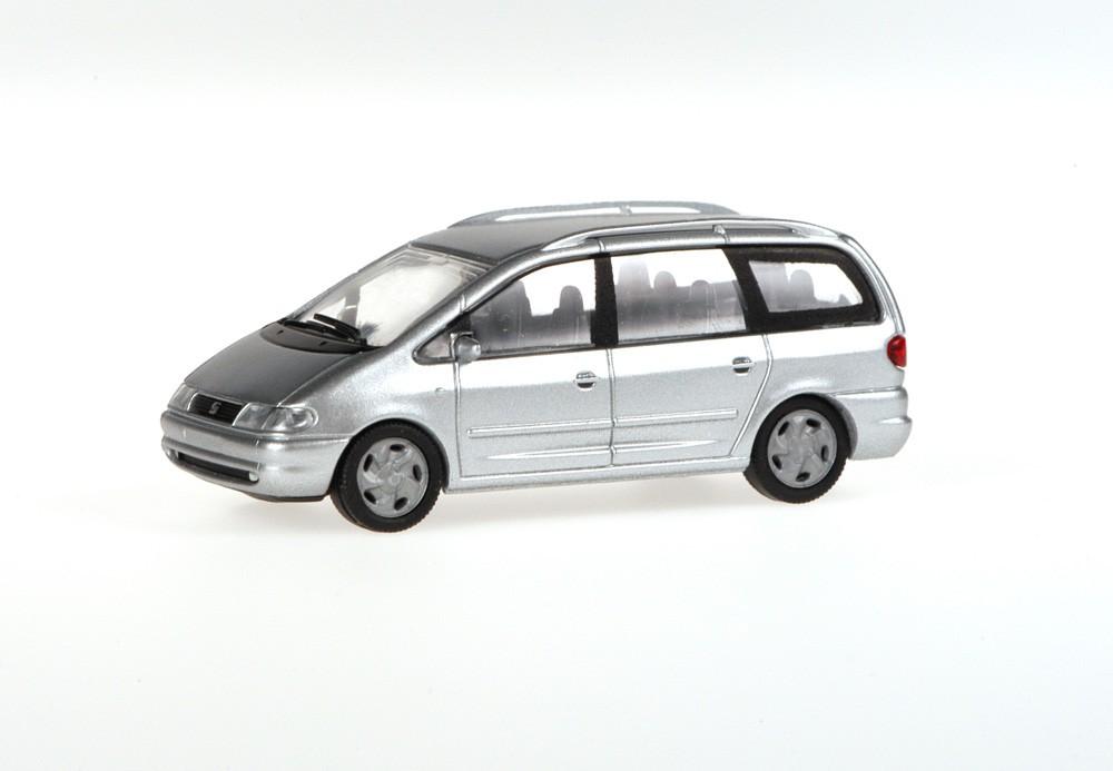 Rietze 20810 Seat Alhambra metallic