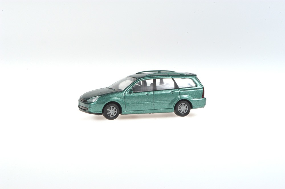 Rietze 20970 Ford Focus Turnier metallic