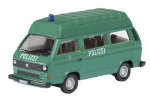 Schuco 25784 - VW T3 Bus Polizei