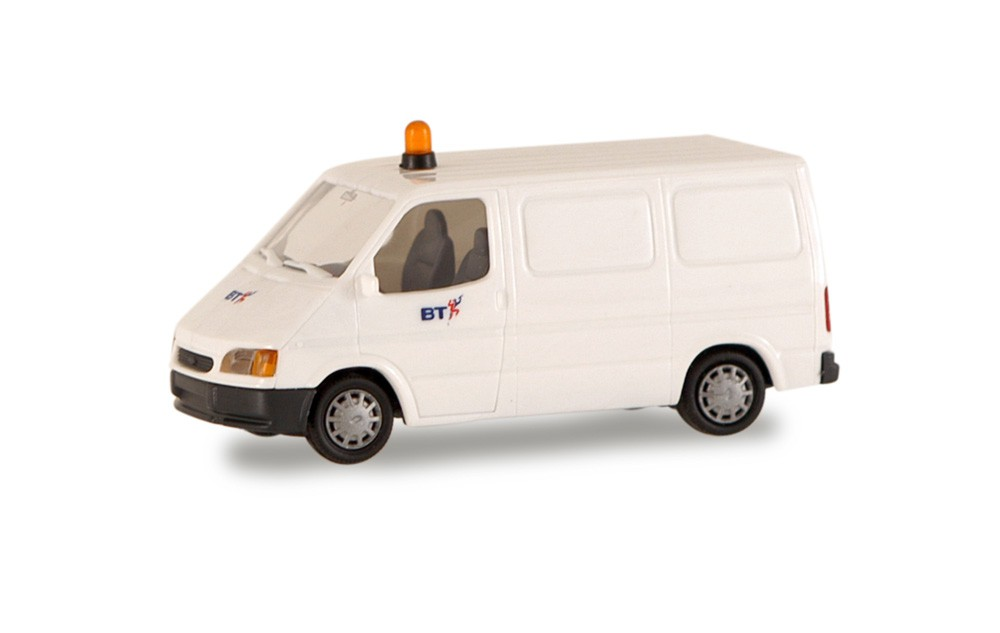 Rietze 30692 Ford Transit British Teleco