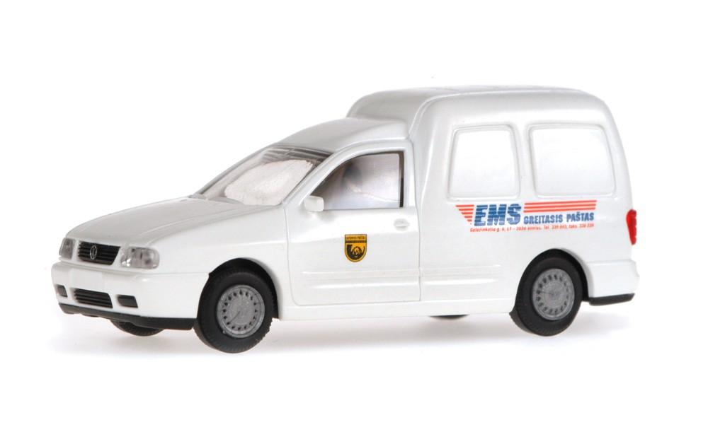 Rietze 30872 Volkswagen Caddy EMS Pastas
