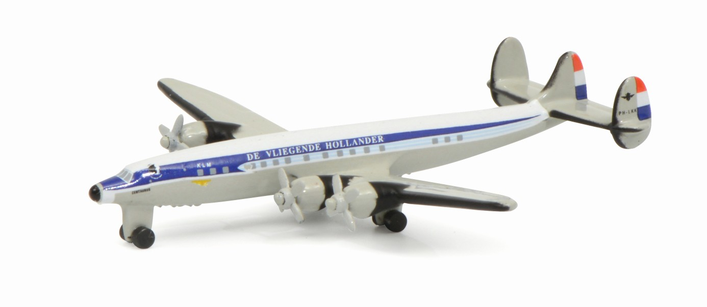 Schuco / Schabak 3551696 Lockheed L1049 Super Constellation KLM 1:600