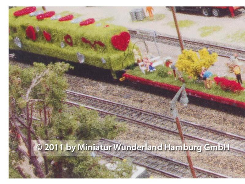 Panini 2011 Bild Nr 044  Miniatur Wunderland