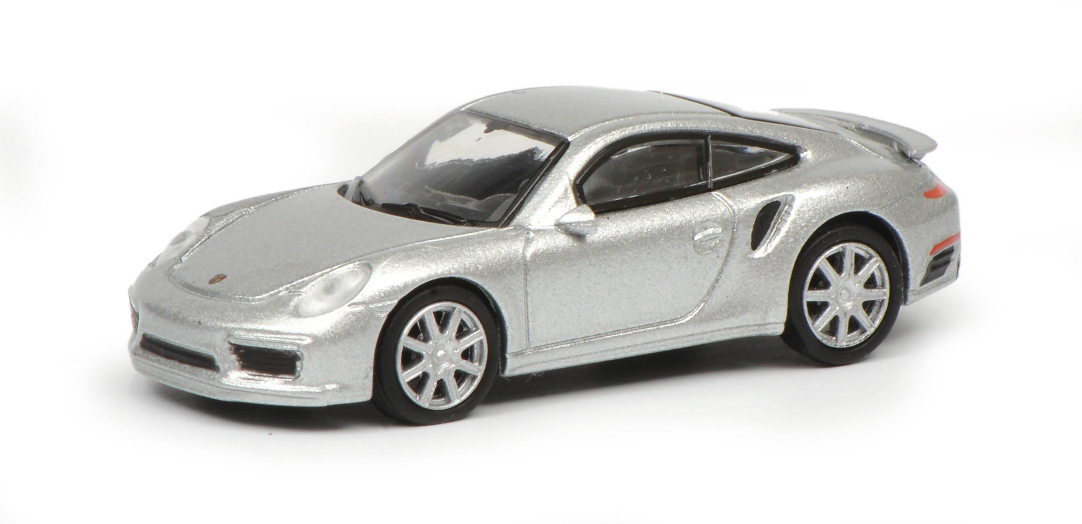 Schuco 452633100 Porsche 911 (991) silber
