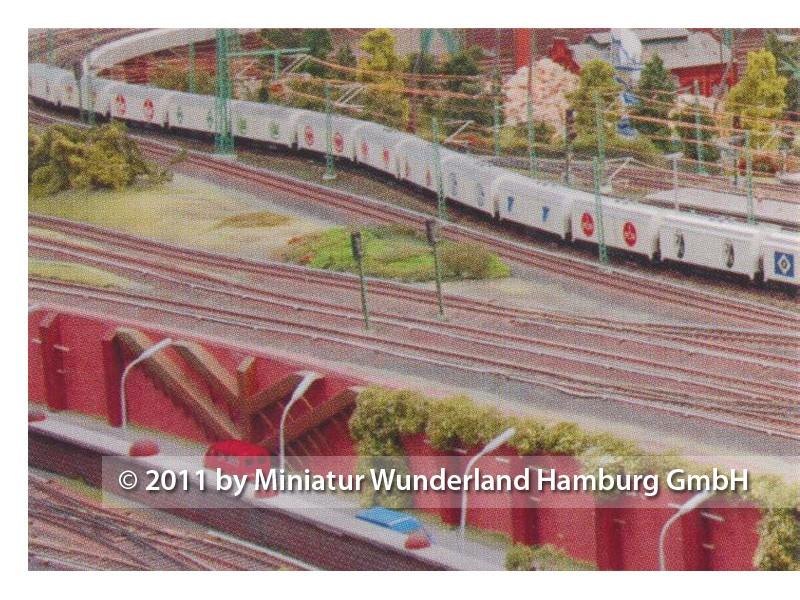 Panini 2011 Bild Nr 047  Miniatur Wunderland
