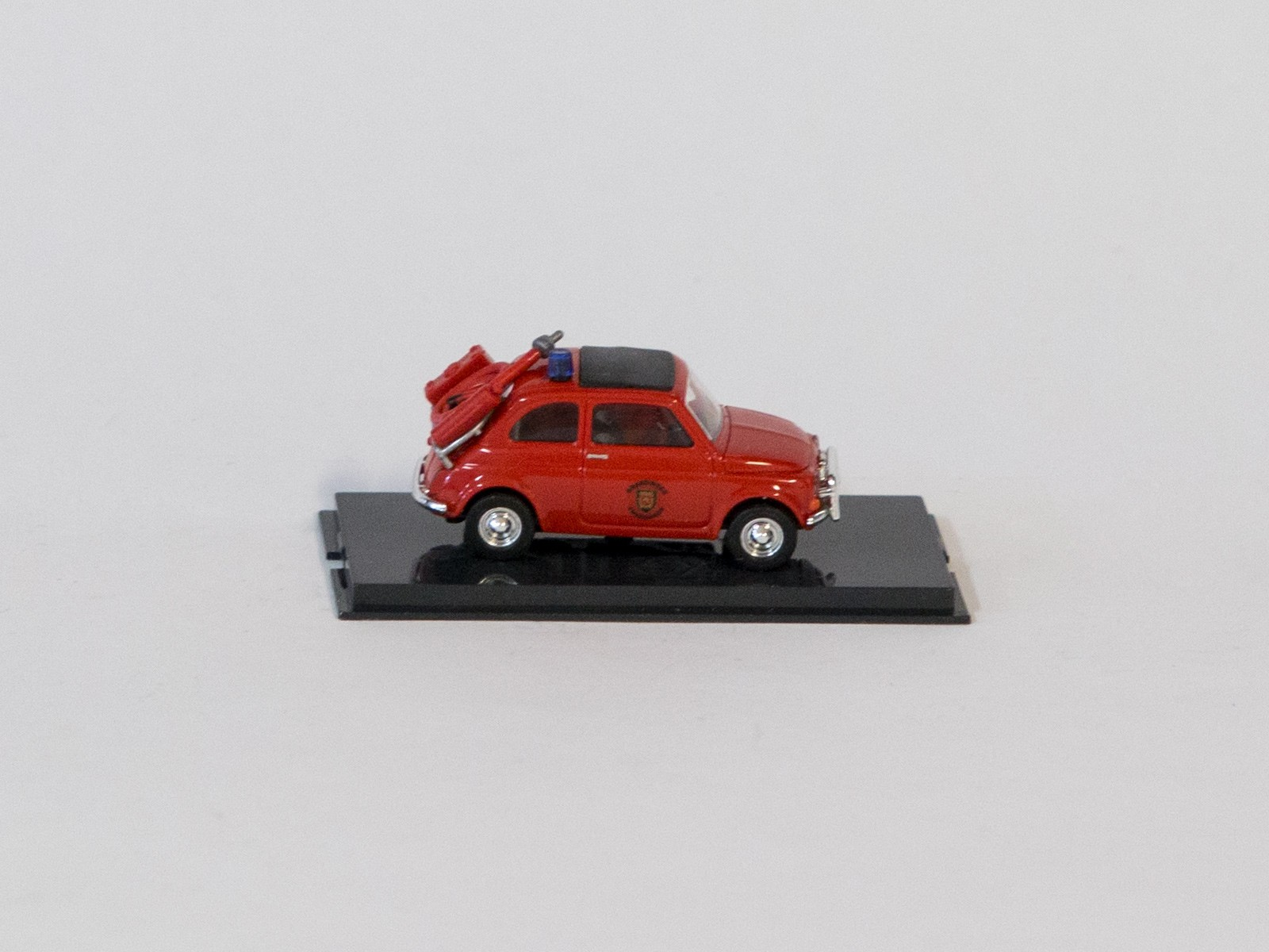 """Busch 48718 Fiat 500 """"Feuerwehr NL"""""""