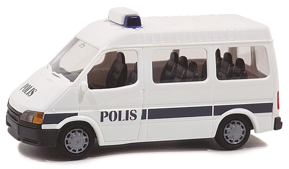 Rietze 50542 Ford Transit Polis (TR)