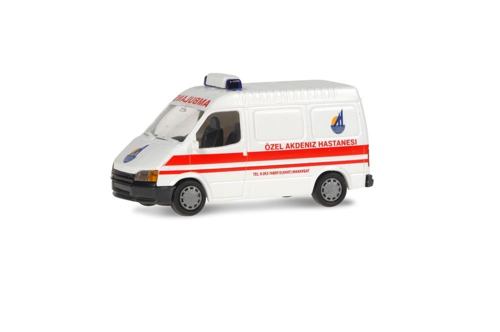 Rietze 50547 Ford Transit Ambulans (TR)
